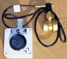Stundenzähler hydraulisch