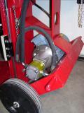 Holzspalter Profi H 155 / 400 V