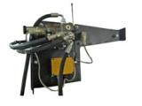 Aufbauseilwinde ASW 50 / Aufgebaut